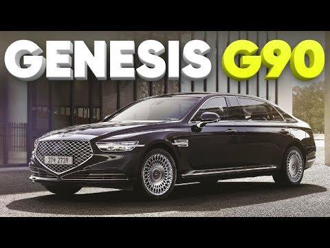 Бэнтли из Кореи / Новый Genesis G90 2019 / Большой Тест Драйв - UCQeaXcwLUDeRoNVThZXLkmw