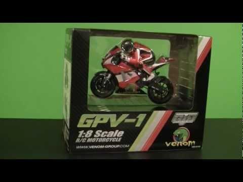 Venom GPV-1 RC Motorcycle Part 1 - UC9uKDdjgSEY10uj5laRz1WQ