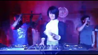 Dj gouri live at swag festival Delhi - djgouri , EDM