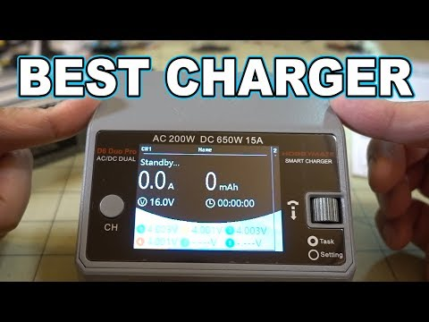 Hobbymate D6 Duo PRO Smart Charger Review ⚡ - UCnJyFn_66GMfAbz1AW9MqbQ