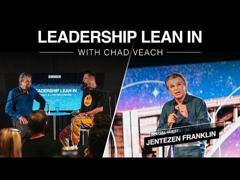 Leadership Lean In with Pastor Jentezen Franklin  Keys to Longevity and How to Preach
