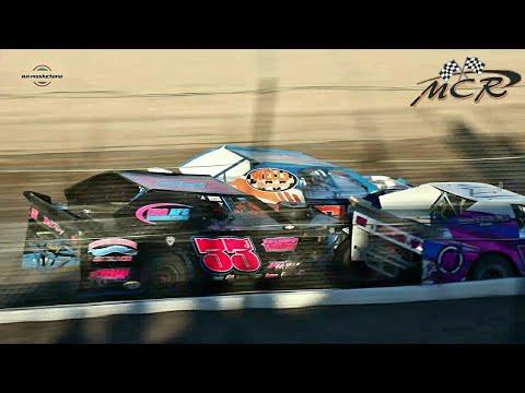 Millard County Raceway IMCA Northern SportMod Main Event 6/12/21 - dirt track racing video image
