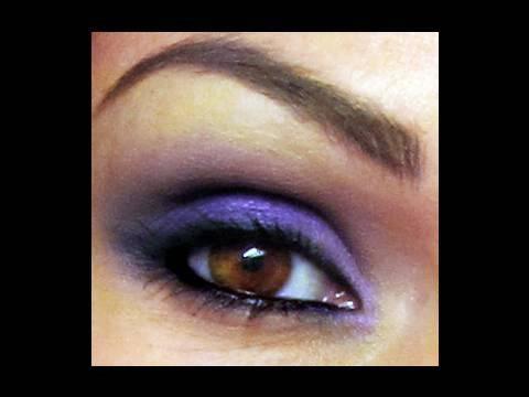 Smokey Purple Eyes | Kandee Johnson - UC9TreTE-iXwfwQl72DzDurA