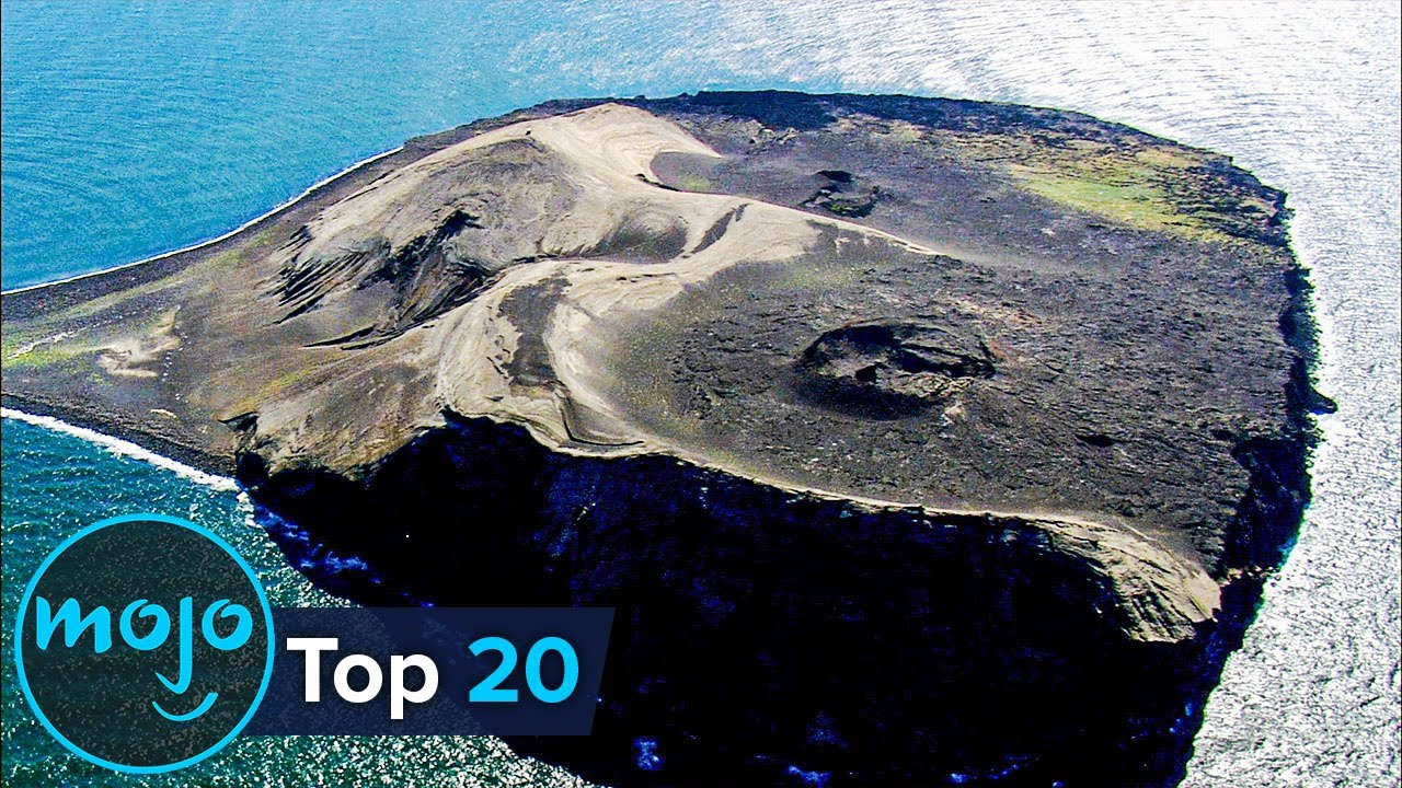 Top 20 Most Unexplored Places on Earth
