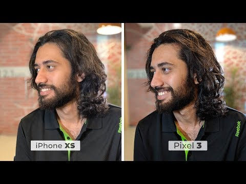Pixel 3 vs iPhone XS Camera Comparison - UCvpfclapgcuJo0M_x65pfRw