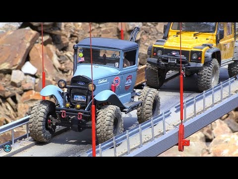 RC CRAWLER & SCALER SNIPPET from the SUPERSCALE 2018 - UCjx8DMiogJDteFfd18NhEzw