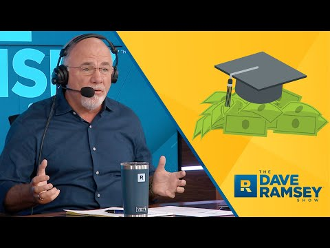 Stop Saying THIS About College! (Dave Ramsey Rant)