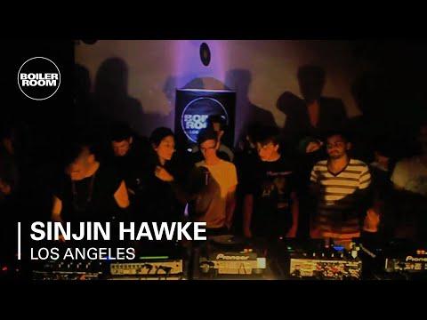 Sinjin Hawke live in the Boiler Room Los Angeles - brtvofficial