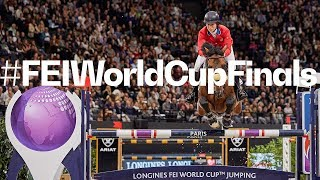 Let the finals begin! #FEIWorldCupFinals