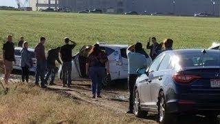 100 Drivers Stranded in Denver After Google Maps Directs Them Through a Muddy Mess of a Field