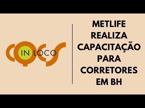 Imagem post: MetLife realiza capacitação para Corretores em Belo Horizonte