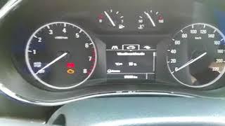 Reset service olio Opel Mokka X