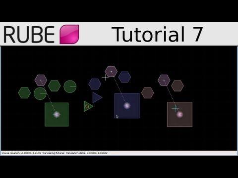 RUBE editor tutorial 7/18 - Editing fixtures - UCTXOorupCLqqQifs2jbz7rQ