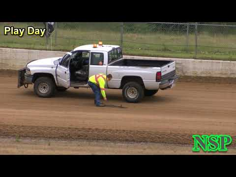 May 30, 2020 Dwarf Cars Play Day Grays Harbor Raceway - dirt track racing video image