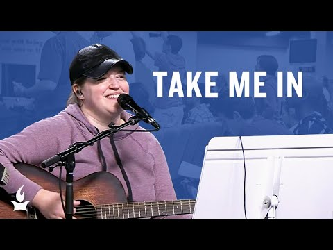 Take Me In -- The Prayer Room Live Moment