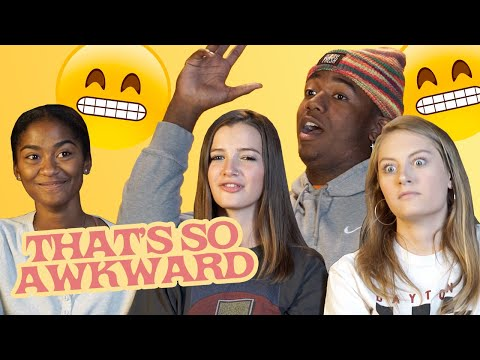 YOUTH REVEAL THEIR MOST AWKWARD MOMENTS **CRINGE**  ELEVATION YOUTH