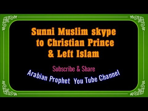 Reasons Why left Islam & Became Christian :: Testimony from Pakistan