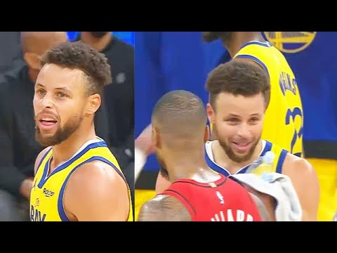 Stephen Curry Shocking 62 Points Takeover Destroys Blazers! Warriors vs Trail Blazers
