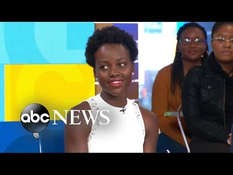 Lupita Nyong'o says 'Black Panther' director let the actors put their voices into the film - UCH1oRy1dINbMVp3UFWrKP0w