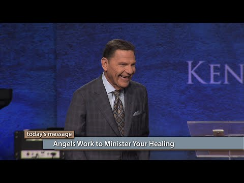Angels Work to Minister Your Healing