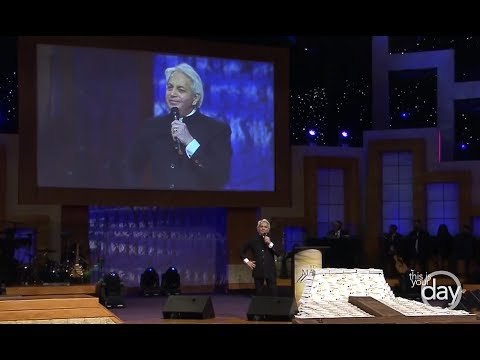 Jesus Depended on the Holy Spirit - A sermon from Benny Hinn