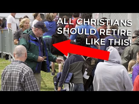 THIS Is How Christians Should Retire!