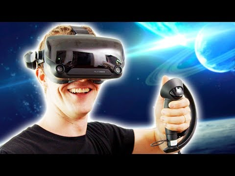 Maybe VR isn't dead after all... - Valve Index Review - UCXuqSBlHAE6Xw-yeJA0Tunw