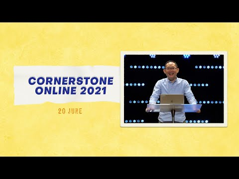 20 June 2021  A Blessed Father's Day  Cornerstone Community Church  CSCC Online