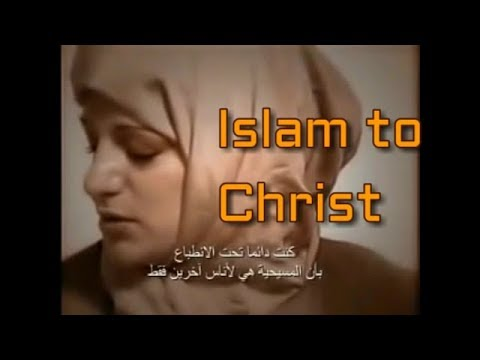 Middle East Muslim met Jesus & Cross ...Lovely Testimony