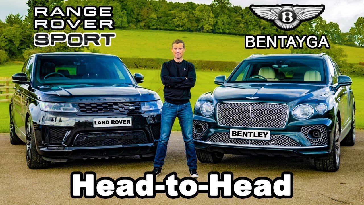 Range Rover Sport v Bentley Bentayga – which is best?