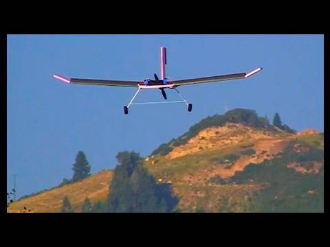 RC Plane Long Duration Flight - UCq2rNse2XX4Rjzmldv9GqrQ
