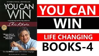 Life Changing Books, You Can Win by Shiv Khera, Explained in Hindi for competitive exams