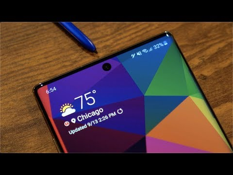 Samsung Galaxy Note 10 Plus Review After 1 Month! - UCbR6jJpva9VIIAHTse4C3hw