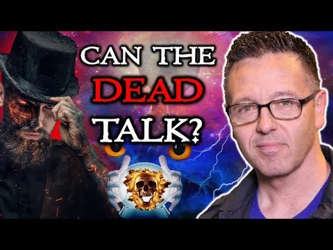 Breaking End Time Signs: Are the Dead Talking? Psychic John Edward & Americans in Devil's Zone!!