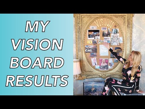 Create Your 2021 Vision Board