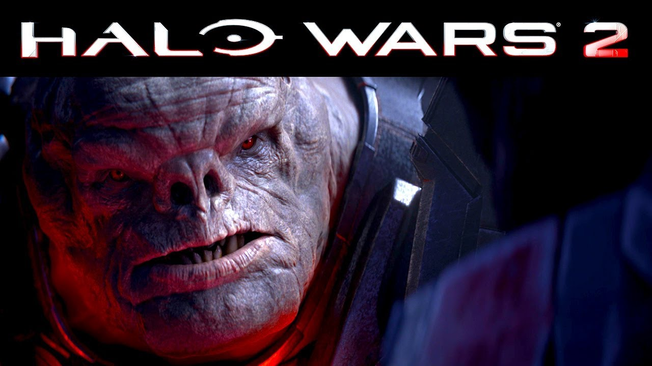 Halo Wars 2 Awakening the Nightmare - First Mission and