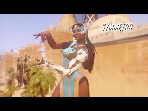 Overwatch Symmetra Gameplay Trailer - UCKy1dAqELo0zrOtPkf0eTMw