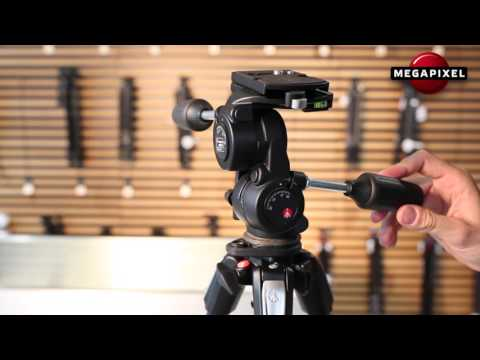 Videorecenze Manfrotto 808RC4
