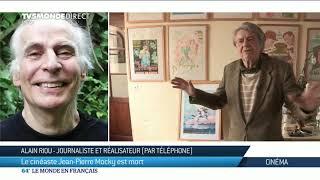 Le cinéaste Jean-Pierre Mocky est mort