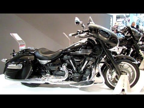 2014 Yamaha Stratoliner  XVS1900 CFD Walkaround - 2013 EICMA Milano Motorcycle Exhibition - UChI4p4l9OlVJ41c6AYQBtlw