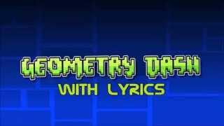 Geometry Dash - Electrodynamix with Lyrics — YouLoop