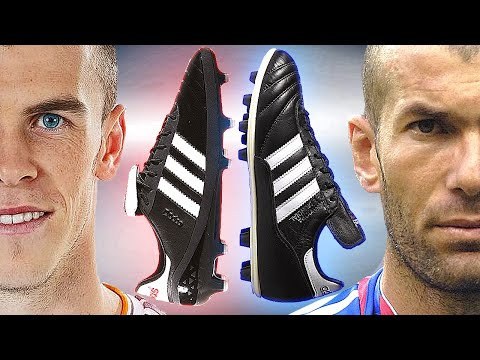 Gareth Bale vs Zidane Classic Boot Battle: adidas Copa SL vs Copa Mundial - Review - UCC9h3H-sGrvqd2otknZntsQ