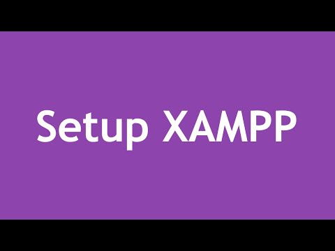 [ Learn PHP 5 In Arabic ] #03 – Setup & Configure XAMPP