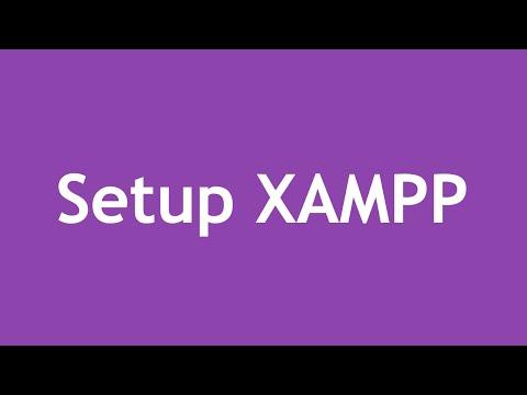 [ Learn PHP 5 In Arabic ] #03 – Setup & Configure XAMPP
