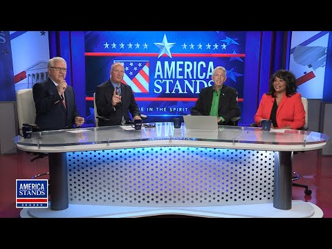 America Stands: LIVE Presidential Debate #1 Coverage and Post-Commentary (September 29, 2020)