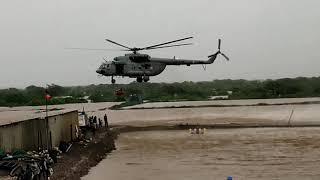 #SavingLives - IAF rescue 45 people.