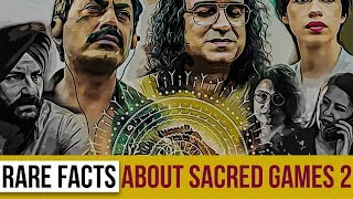 Netflix Sacred Games 2 Rare Facts Will Blow Your Mind | Nawazuddin Siddiqui, Saif Ali Khan