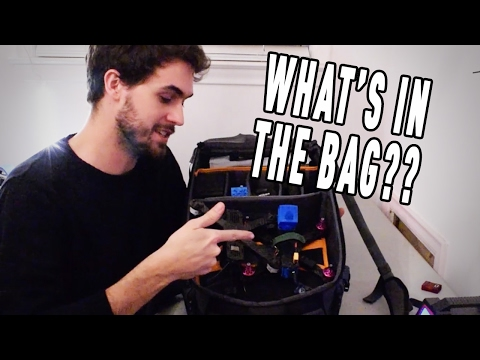 Q&A | 2 drones 1 bag? - UCHxiKnzTyzE9Qez8ZGpQbPQ