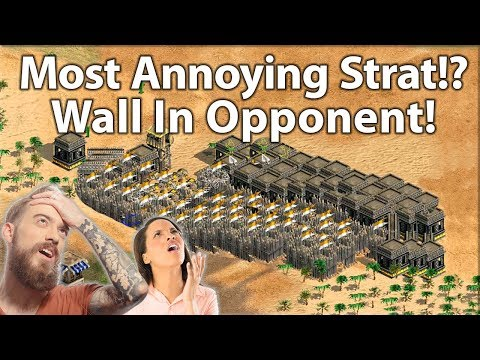 The Most Annoying Strategy #5 Wall In Your Opponent! - UCZUT79WUUpZlZ-XMF7l4CFg