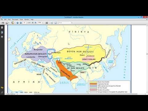 Asya Hun Devleti (Büyük Hun Devleti) anlatımı